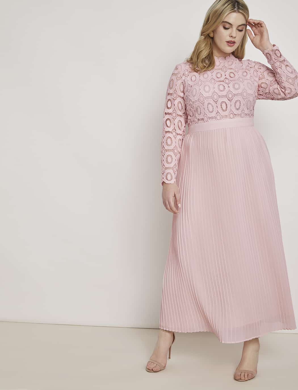 فستان خجول للحفلات البسيطة