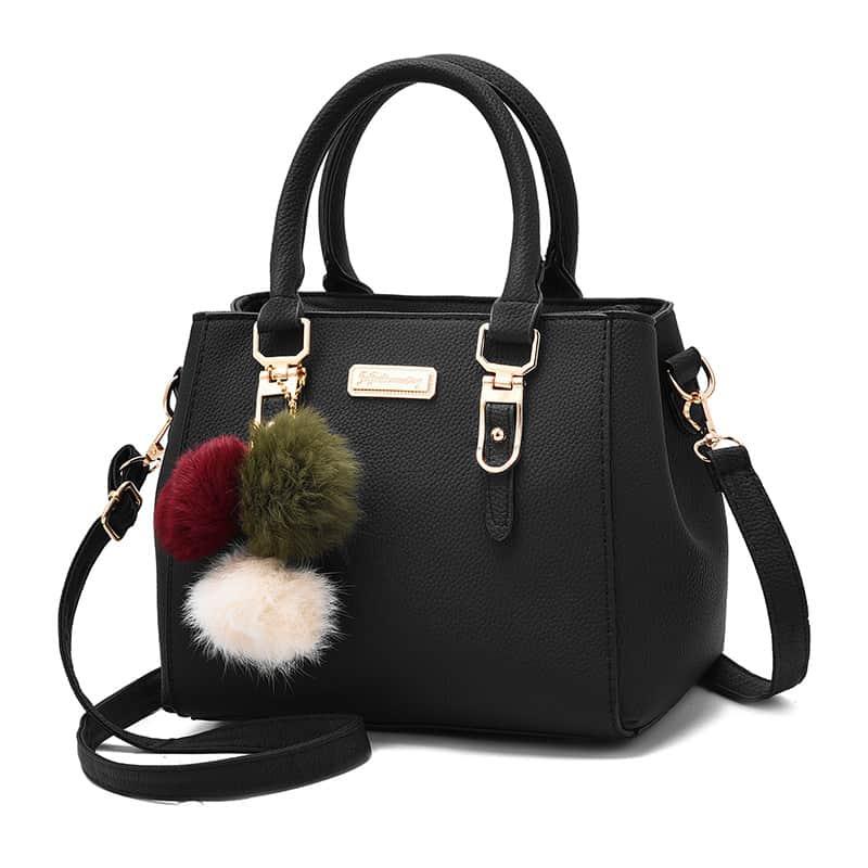 حقيبة بإضافات بسيطة