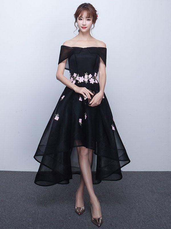 فستان سهرة آسيوي