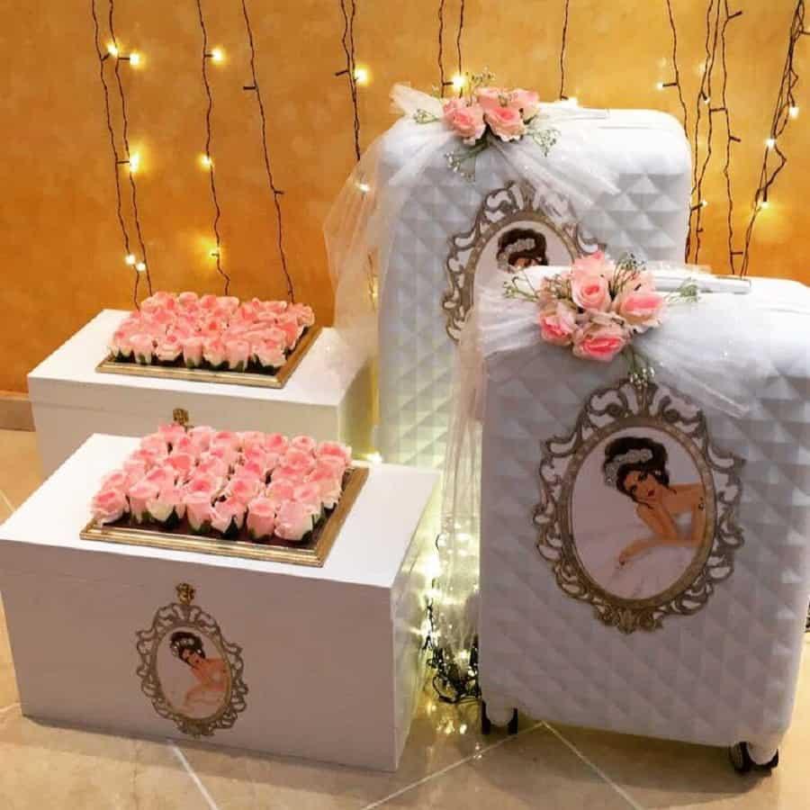 صور اروع دبش عروس مزين بالورود
