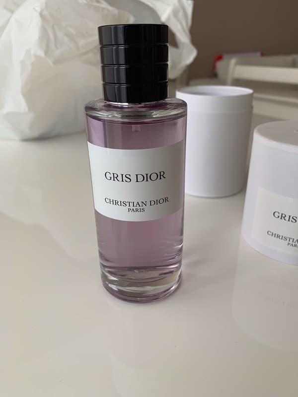 افضل عطر كريستيان ديور : Gris Dior