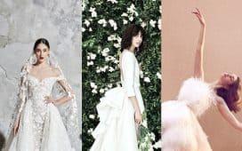 فساتين زفاف ربيع 2020