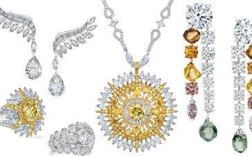 أغلى مجوهرات الزفاف