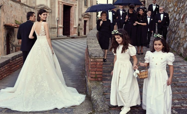 فساتين زفاف جوستين ألكسندر