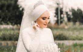 لفات طرحة للعرائس