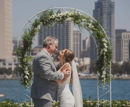 الزواج برجل كبير السن
