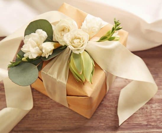 هدية زفاف