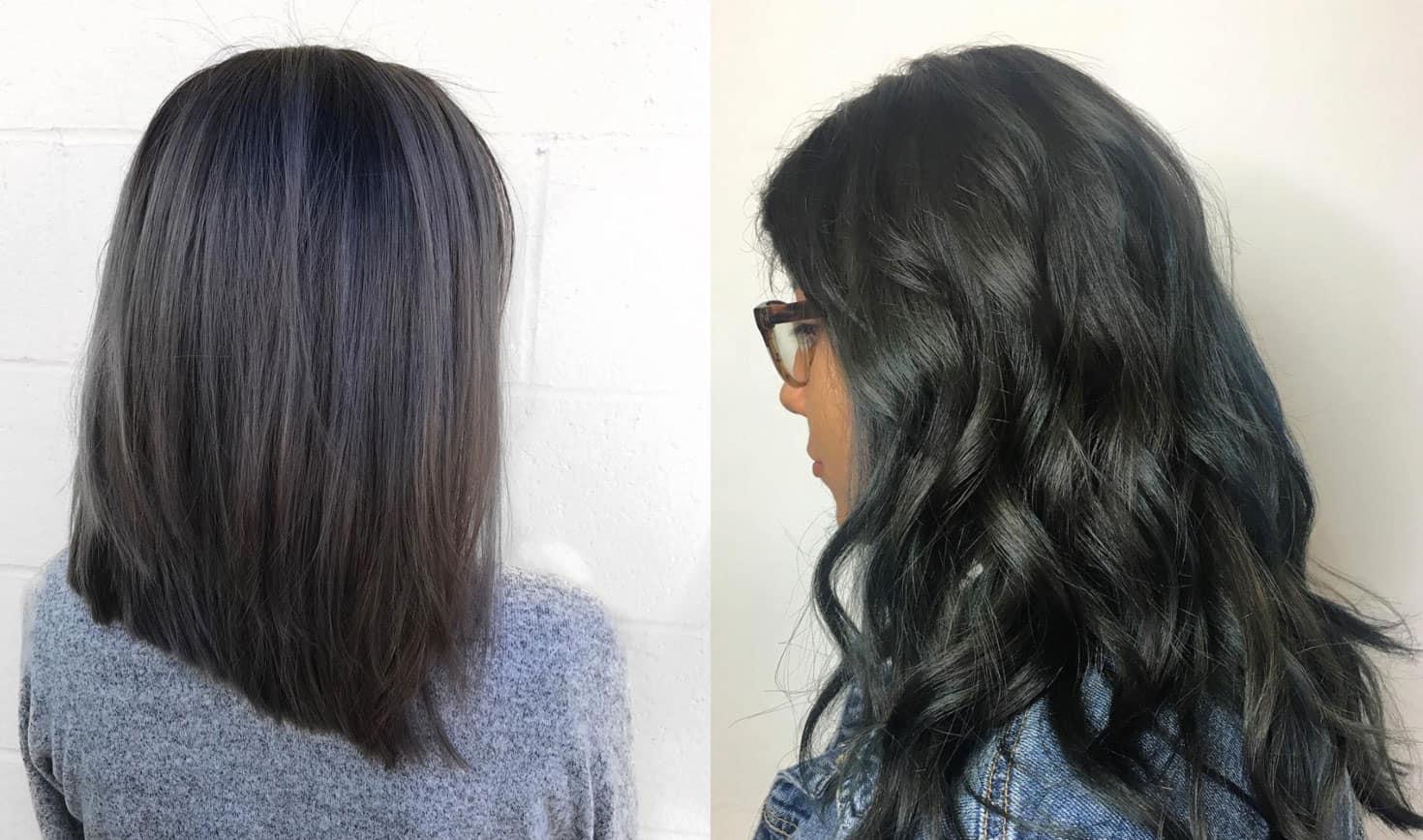طريقة الحصول على شعر رمادي