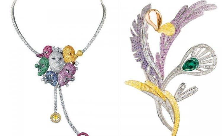 مجوهرات باريسية