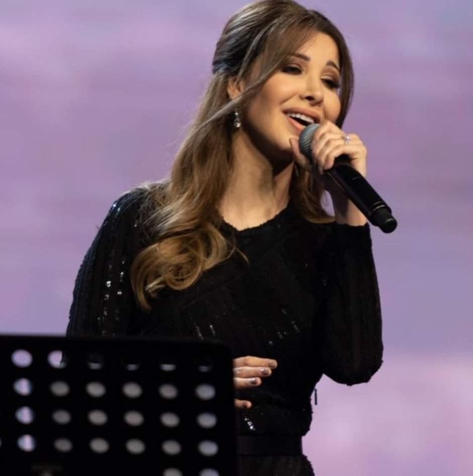 مكياج النجمات العربيات :نانسي