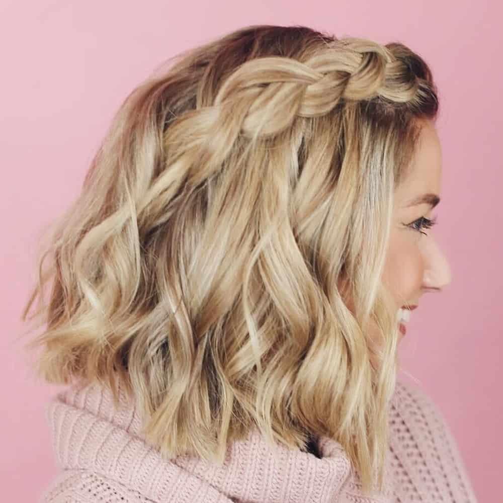 موديلات تسريحات شعر : التسريحات الجريئة