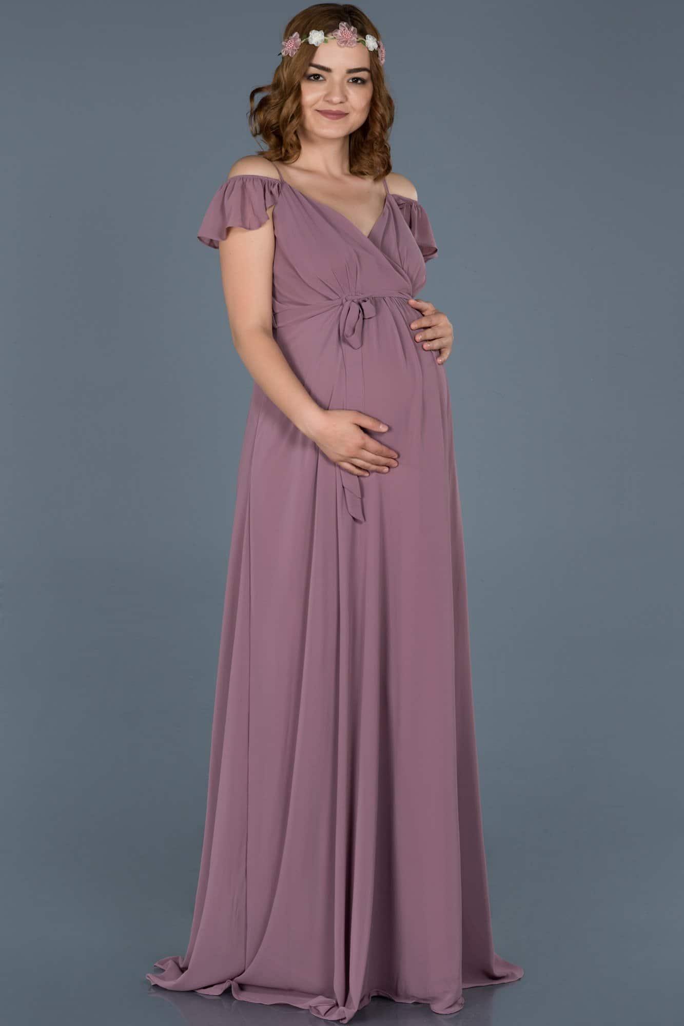 فستان سهرة فضفاض