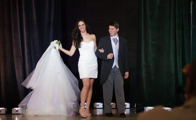 فارق الطول بين الزوجين