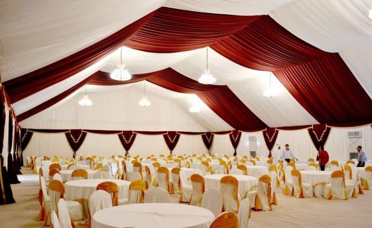 خيمة زفاف