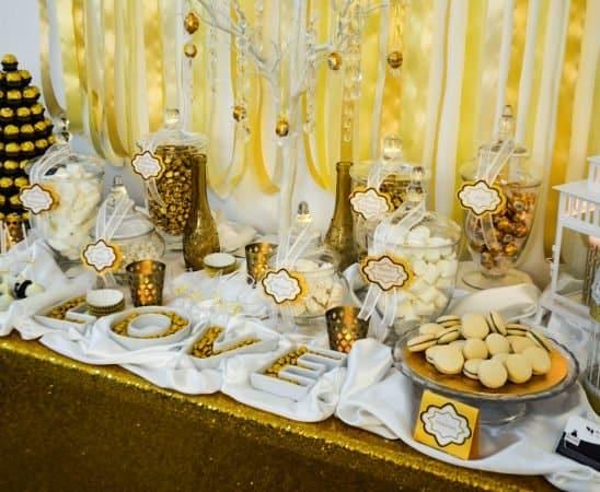 بوفيه زفاف