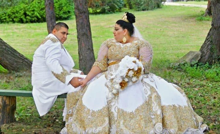 فساتين زفاف غير تقليدية