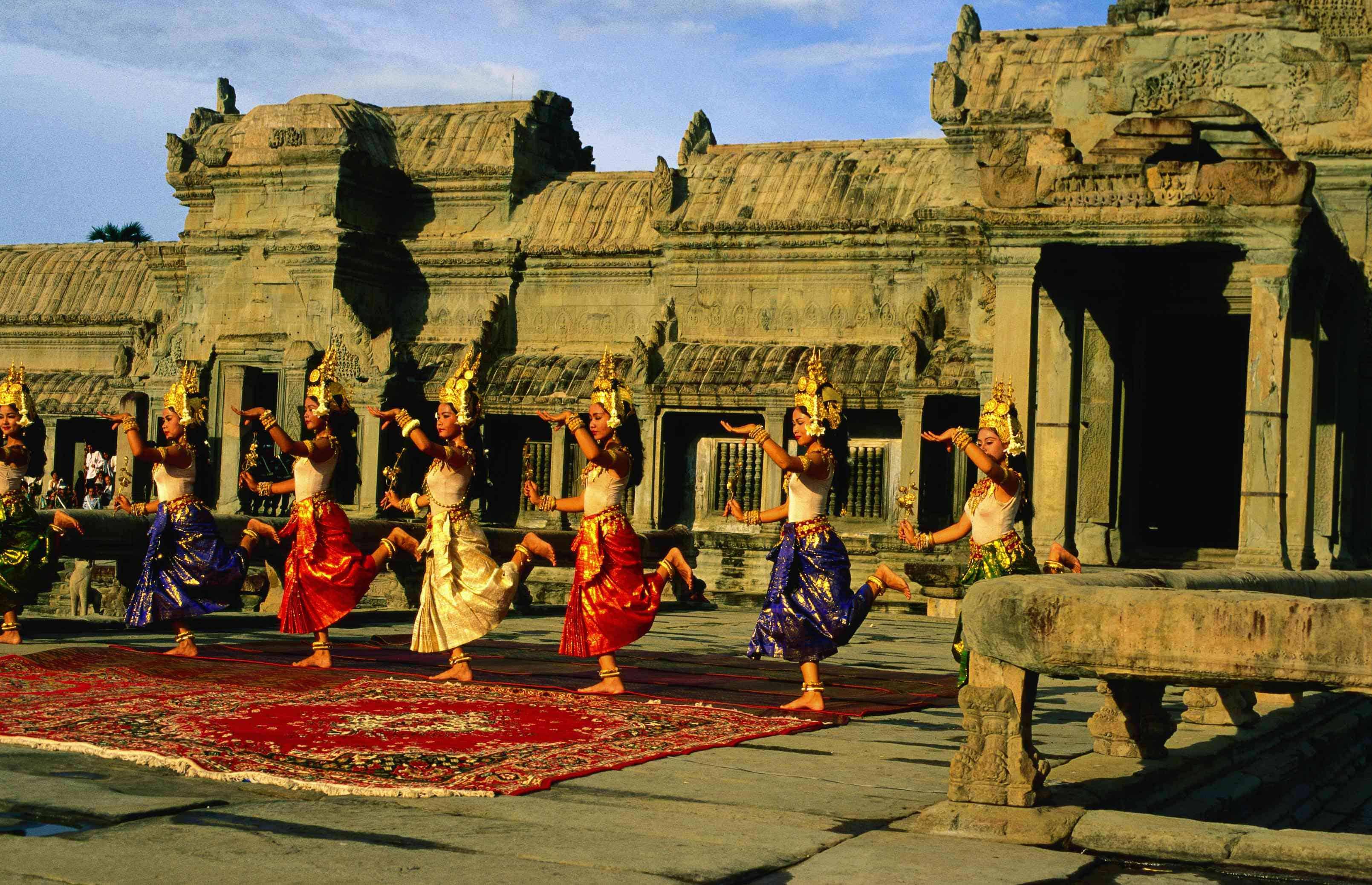أفضل وجهة لشهر العسل : كمبوديا