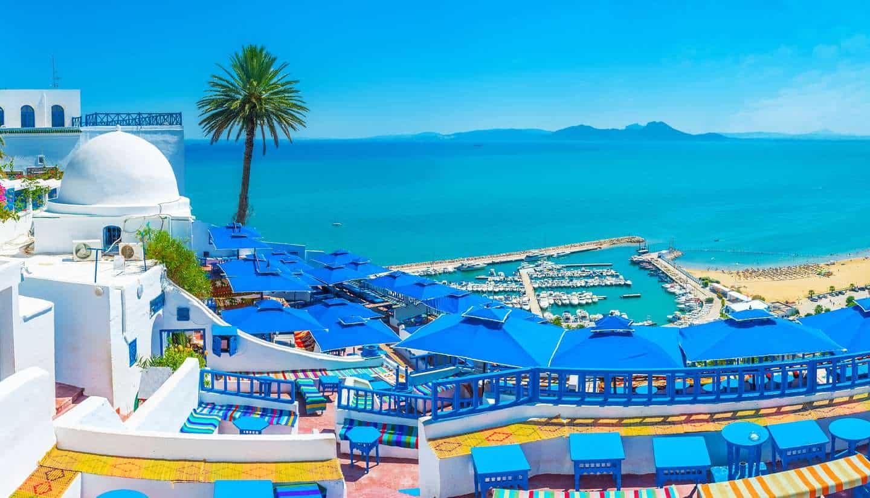 أفضل وجهة لشهر العسل : تونس