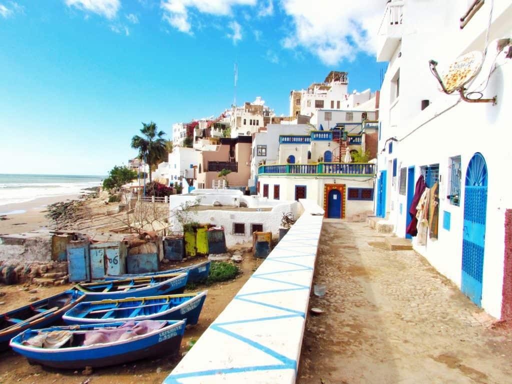 أفضل وجهة لشهر العسل : المغرب