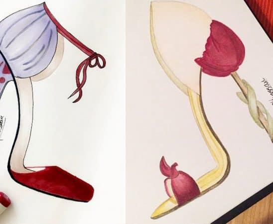 قصة نجاح لولو الحسن مصممة الأحذية السعودية