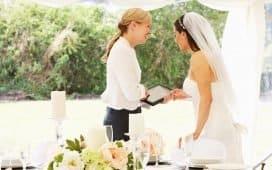 تحضيرات حفل الزفاف