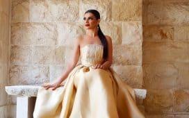 فساتين لبنانية