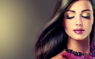 صبغات الشعر للبشرة القمحية