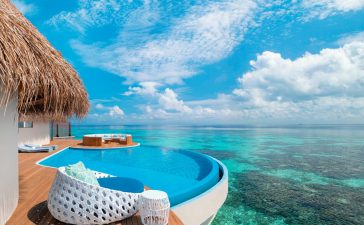 شهر عسل في المالديف