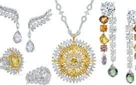 مجوهرات عرايس فخمة