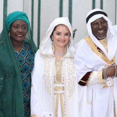ألفا بلوندي يتزوج تونسية
