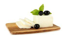 ريجيم الجبن الأبيض