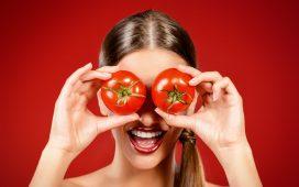 ماسكات الطماطم للوجه