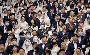 الزواج زمن الكورونا
