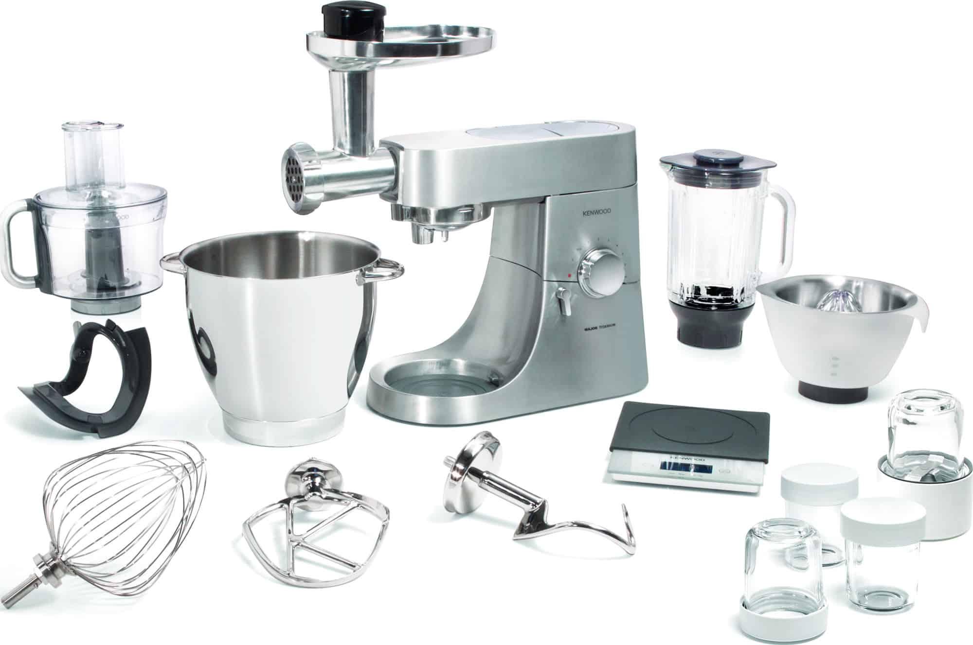 روبو متعدد الاستخدامات للطبخ