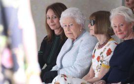 أناقة الملكة إليزابيث