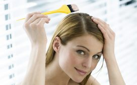 كيف تصبغين شعرك