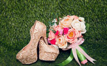 كيف أختار حذاء الزفاف