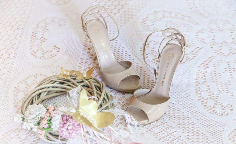 حيل لاختيار حذاء زفافك