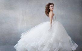 معاني ألوان فساتين الزفاف