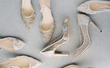 أحذية كعب عالي