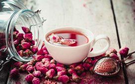 شاي الورد