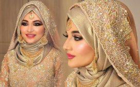 حجاب العروس لعام 2020