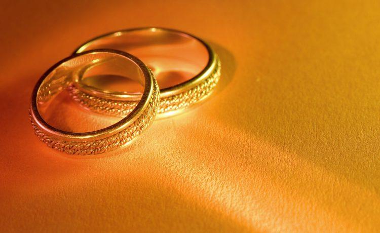 خواتم زفاف أنيقة