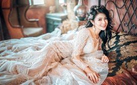 تزيين غرفة نوم العروس