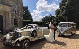 حيل تزيين سيارات الزفاف