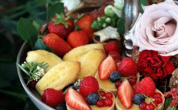 أطعمة صحية لكل عروس