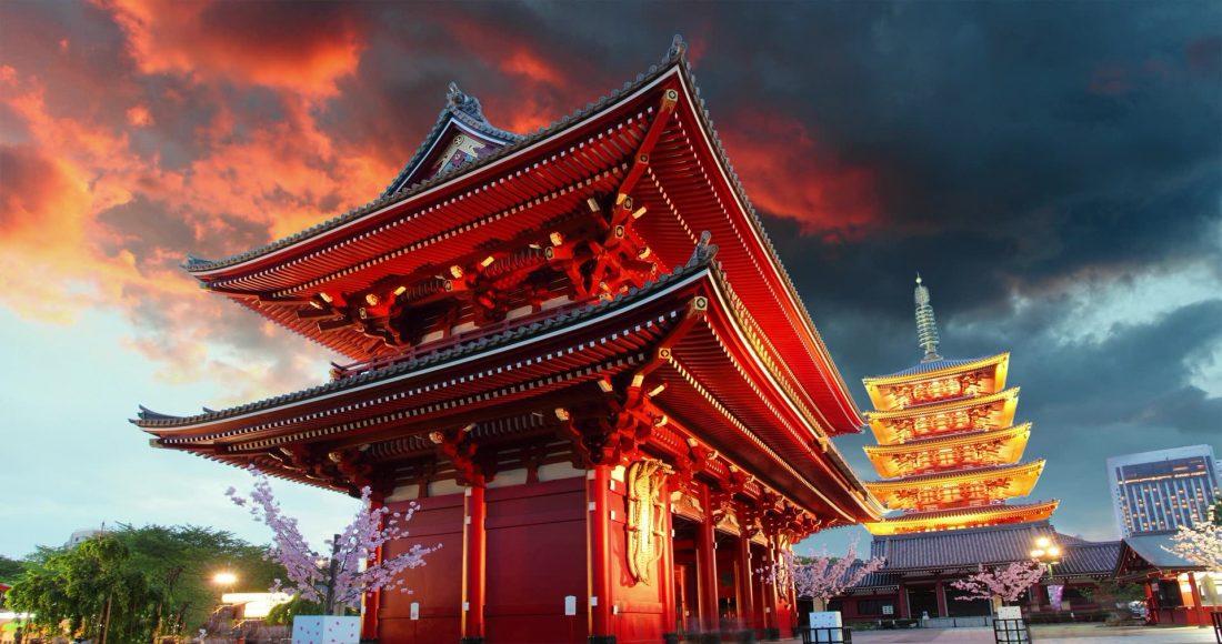 شهر العسل في اليابان