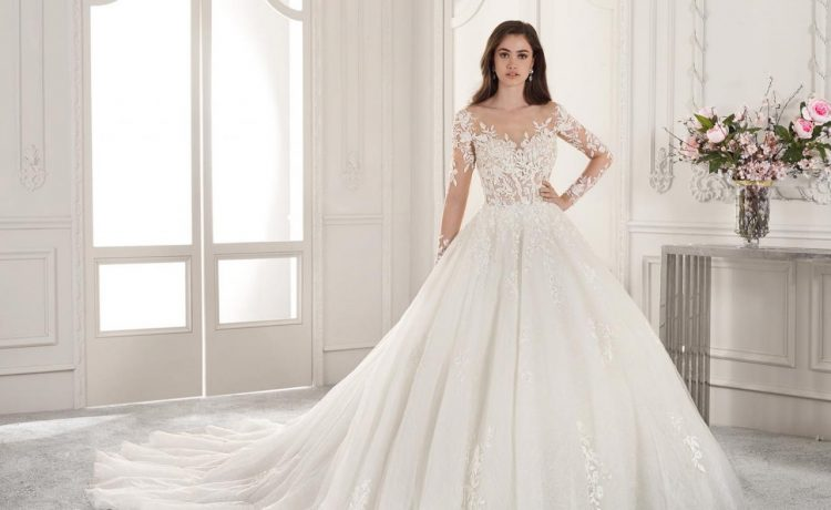 طرق اختيار فستان الزفاف