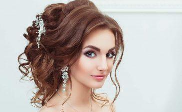 خطوات للعناية بشعر العروس