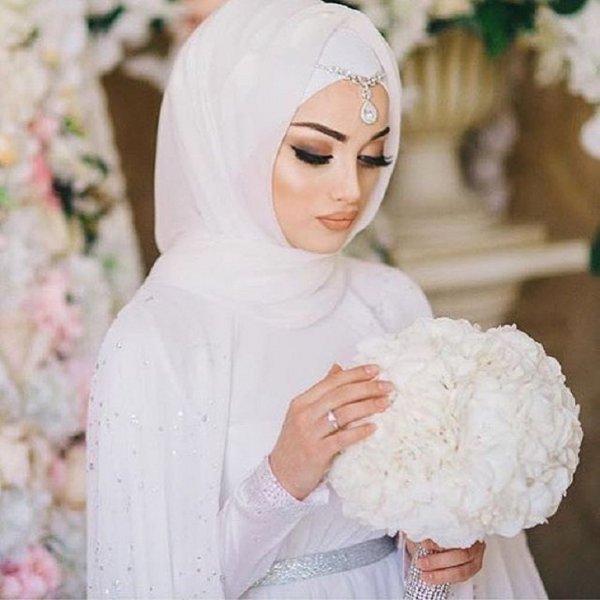 أروع مكياج العروس المحجبة عليك اكتشافه